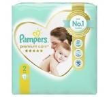 Pampers Premium Care plenky 2 (4-8 kg)