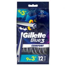 Gillette Blue3 Comfort Pánské Pohotové Holítko