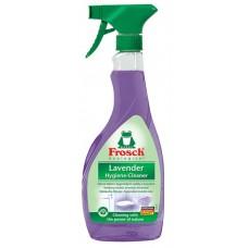 Frosch hygienický čistič, levandulový