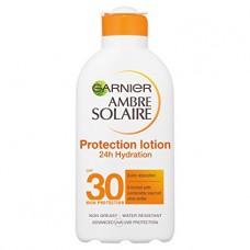 Garnier Ambre Solaire opalovací mléko OF 30