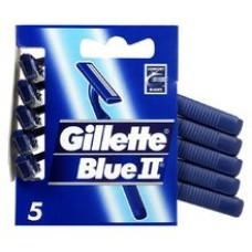 Gilette Blue II - Pohotová holítka pro muže