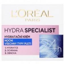 L'Oréal Paris Hydra Specialist, hydratační noční krém
