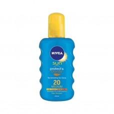 Sun Protect & Bronze Sun Spray - Intenzivní sprej na opalování SPF 20