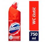 Domestos Extended Power dezinfekční a čistící přípravek Red power