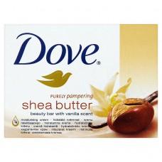 Dove Purely Pampering Shea Butter krémová tableta na mytí