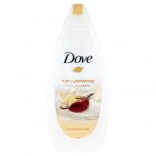Dove Purely pampering krémová pěna do koupele