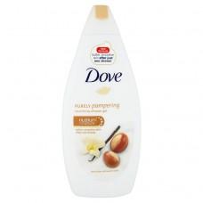 Dove Purely Pampering vyživující sprchový gel bambucké máslo a vanilka