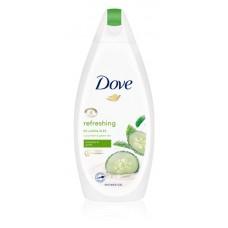 Dove Refreshing sprchový gel okurka a zelený čaj