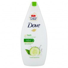 Dove Go Fresh vyživující sprchový gel s vůní Okurky&Zeleného čaje