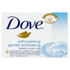 Dove Soft Peeling Gentle Exfoliating peelingová krémová tableta na mytí