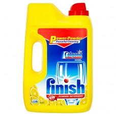Finish Lemon prášek do myčky nádobí
