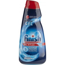 Finish All in 1 gel do myčky nádobí