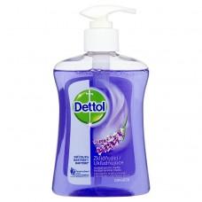 Dettol Zklidňující antibakteriální mýdlo s levandulí a výtažky z hroznů