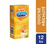 Durex Taste Me barevné kondomy s příchutí