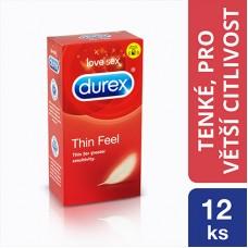Durex Feel thin tenké kondomy pro větší citlivost
