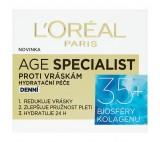 L'Oréal Paris Age Specialist, hydratační denní péče proti vráskám 35+