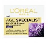 L'Oréal Paris Age Specialist, obnovující noční krém proti vráskám