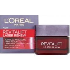 L'Oréal Paris Revitalift Laser X3 , denní intenzivní péče proti vráskám