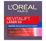 L'Oréal Paris Revitalift Laser X3, noční regenerační krém proti stárnutí pleti