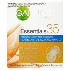 Garnier Skin Naturals Essentials 35+ noční krém proti vráskám