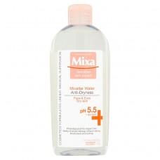 Mixa Sensitive Skin Expert micelární voda proti vysušování pleti