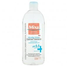 Mixa micelární voda pro zklidnění pleti s fyziologickým pH 5,5