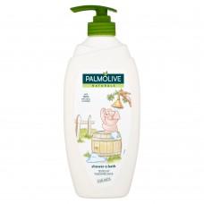 Palmolive Naturals sprchový gel a pěna do koupele pro děti
