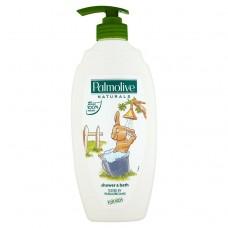 Palmolive Naturals Sprchový gel a pěna do koupele pro děti 750ml