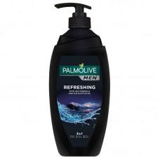 Palmolive Men Refreshing Sprchový gel 2 v 1 na tělo a vlasy