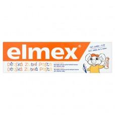 elmex Dětská zubní pasta s aminfluoridem 0 - 6 let