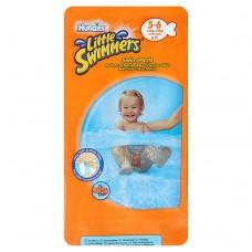 Huggies Little Swimmers Natahovací plenky na plavání 5-6 12-18 kg
