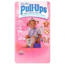 Huggies Pull-Ups Disney princess tréninkové plenkové kalhotky 5  11-18 kg