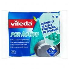 Vileda Pur Active houbičky na mytí nádobí