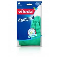 Vileda Standard rukavice pro domácnost, M