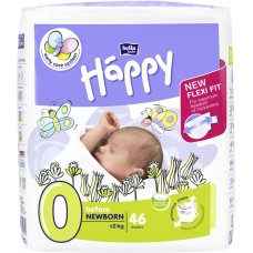 Bella Baby Happy plenky 0 Before Newborn ( ≤ 2 kg)