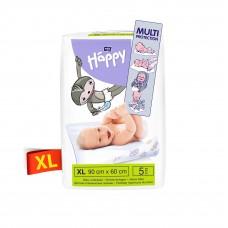 Bella Baby Happy přebalovací podložky 90 x 60cm
