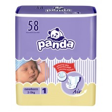 Panda New Born pleny