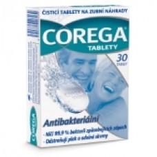 Corega čisticí tablety na zubní náhrady