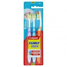 Colgate Extra Clean Zubní kartáček střední