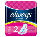 Always Classic Maxi hygienické vložky