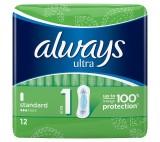 Always Ultra Standard hygienické vložky