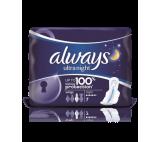 Always Ultra Night hygienické vložky