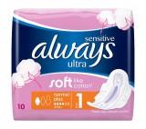 Always Sensitive Ultra normal plus hygienické vložky
