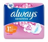 Always Ultra Sensitive Normal Plus Vložky s křidélky