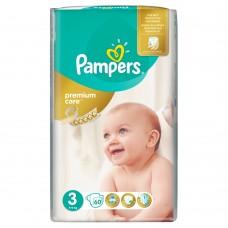 Pampers Premium Care pleny 3 Midi, 5-9 kg