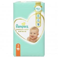 Pampers Premium Care plenky 3 Midi (5 - 9 kg)