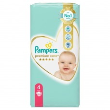 Pampers Premium Care plenky 4 Maxi (8 - 14 kg)