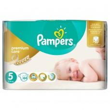 Pampers Premium Care pleny 5 Junior, 11-18 kg