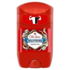 Old Spice Wolfthorn tuhý deodorant