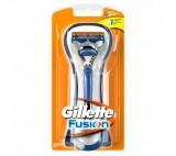 Gillette Fusion Holicí strojek + 2 náhradní hlavice